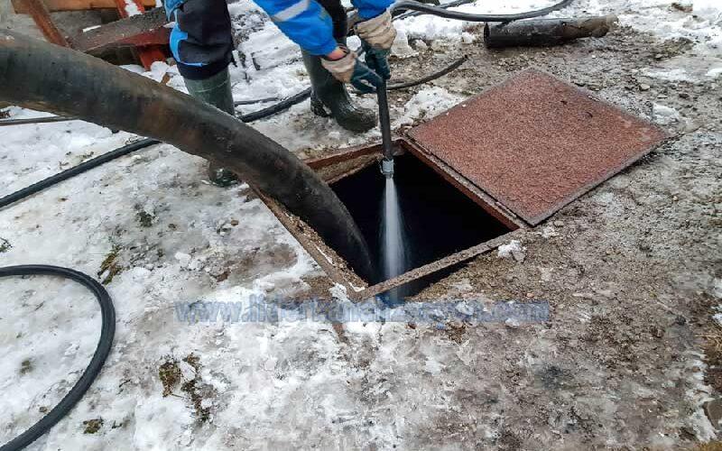 gaski kanalizasyon hizmeti